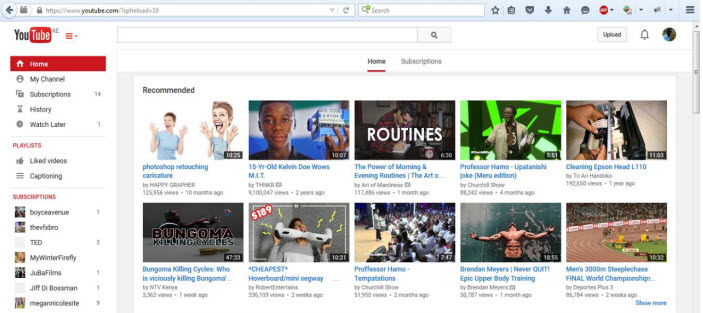 how to set up payments from youtube