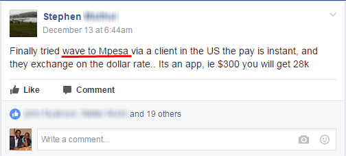 wave-to-mpesa